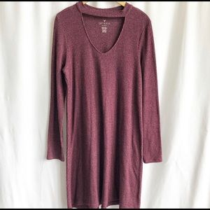 American Eagle Outfitters long sleeve dress